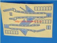 АМP 72002   Стремянка самолета Су-27УБ, Су-30 (attach1 38335)