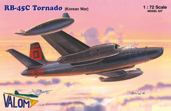 VM72125   N.A. RB-45C Tornado (Korean War) (thumb23816)