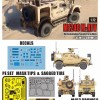 TMGH72A02 M1240 M-ATV - (Mine Resistant Ambush Protected all terrain vehicle) with CROWSII  (thumb27454)