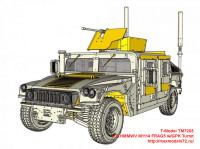 TM7203   U.S.HMMWV M1114 FRAG5 w/GPK Turret (attach3 27430)