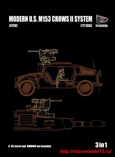 TMA72002   Modern US M153 Crows II System (3 set in 1) (thumb27438)