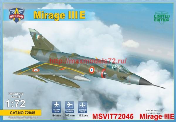 MSVIT72045   Mirage IIIE (thumb34608)