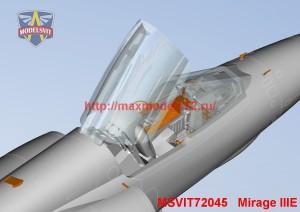 MSVIT72045   Mirage IIIE (attach9 34608)