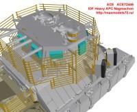 ACE72446   IDF Heavy APC Nagmachon (attach3 33126)