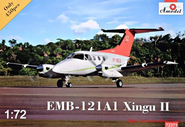 AMO72371   Embraer EMB-121A1 Xingu II (thumb32554)