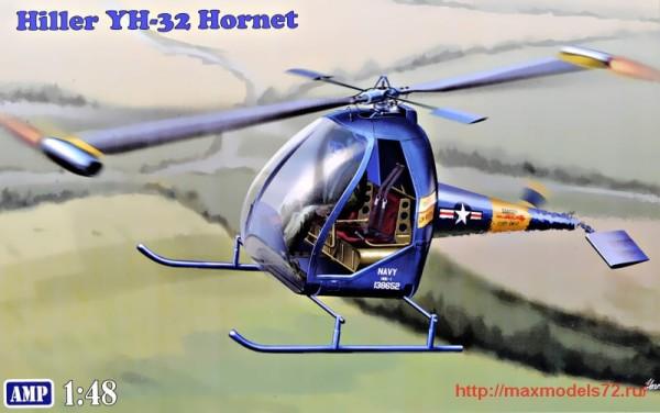 AMP48005   Hiller YH-32 (thumb32558)