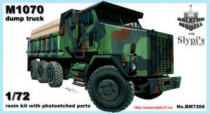 BM7266 M1070 dumper truck (thumb24190)