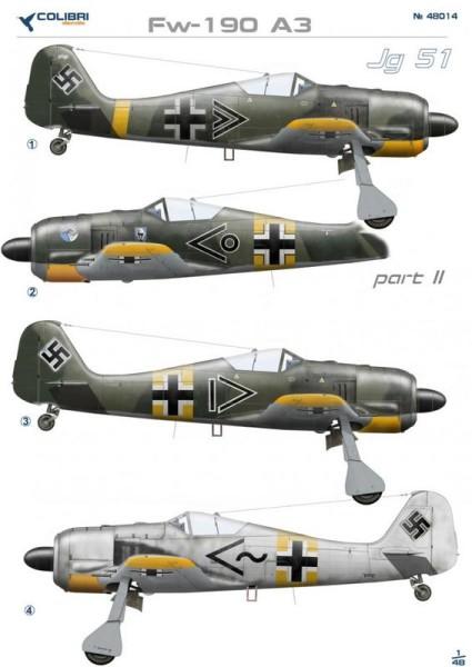CD48014   Fw-190 A3 JG 51 part II (thumb24957)