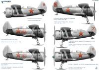 CD72045   I-153/ I-15 bis  winter war 1939-40. (attach1 24856)