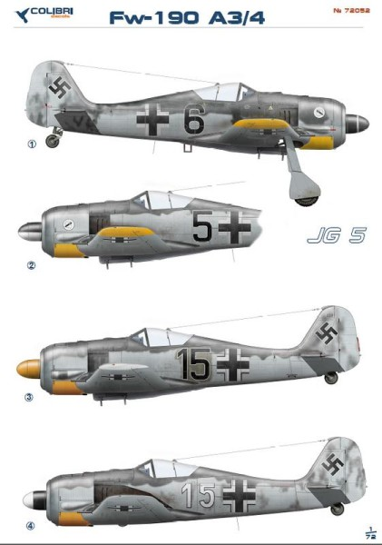 CD72052   Fw-190 A3 Jg 5 (thumb24879)