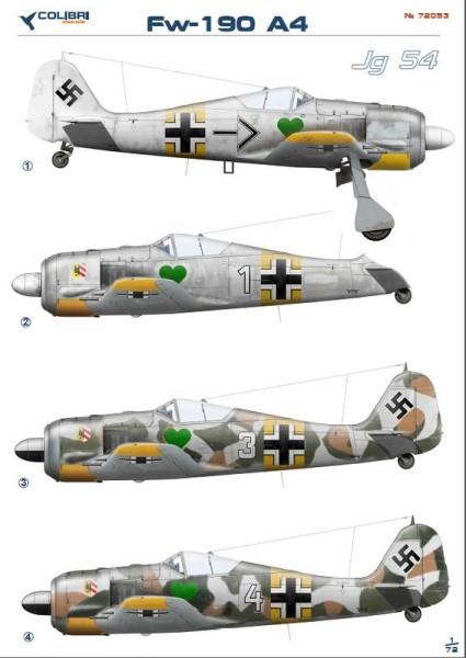 CD72053   Fw-190 A4 Jg 54 (thumb24885)