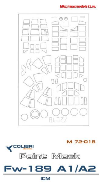 CDM72018   Fw-189 A1/A2 (ICM) (thumb24806)