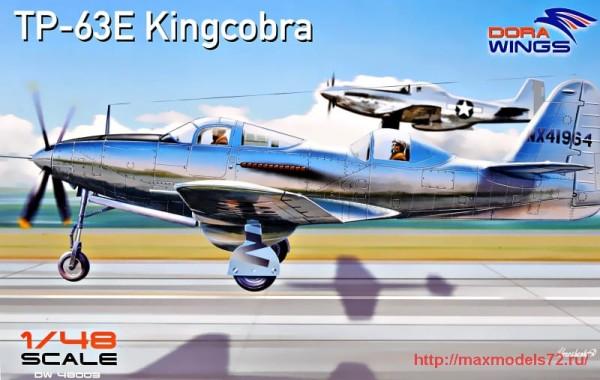 DW48003   TP-63E Kingcobra (two seat) (thumb32714)