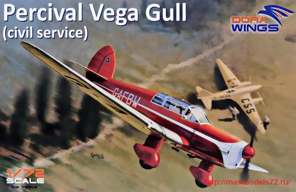 DW72002   Percival Vega Gull (civil registration) (thumb32722)