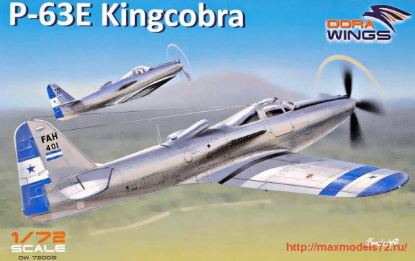 DW72005   Bell P-63E-1-BE Kingcobra (thumb32728)