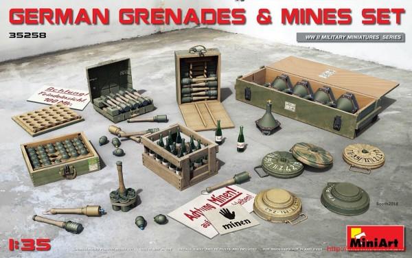 MA35258   German grenades & mines set (thumb32622)