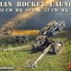 MA35269   German Rocket Launcher with 28cm WK Spr & 32cm WK Flamm (thumb32633)