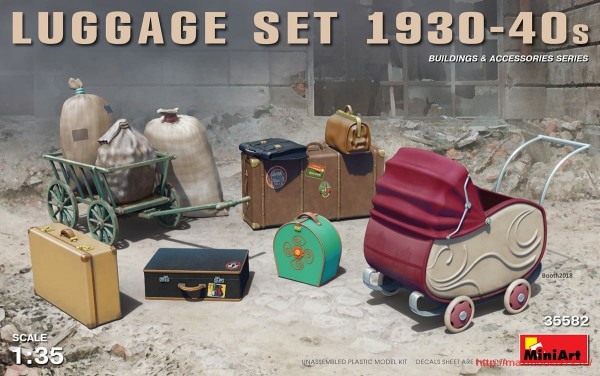 MA35582   Luggage Set 1930-40s (thumb32643)
