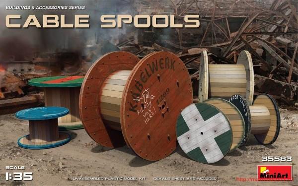 MA35583   Cable Spools (thumb32646)