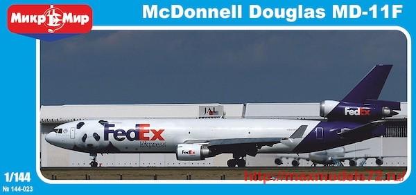MMir144-023   MD-11 Freighter (thumb32575)