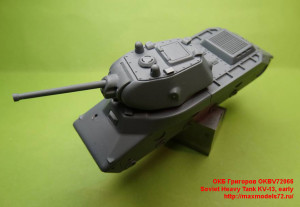 OKBV72066   Soviet Heavy Tank KV-13, early (attach7 27837)