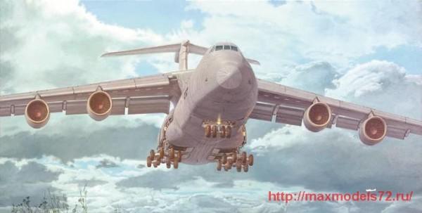 RN332   Lockheed C-5M  Super Galaxy (thumb32701)