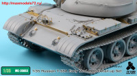 TetraME-35053   1/35 T-55A Early Mod. 1965 for MiniArt (attach4 33742)
