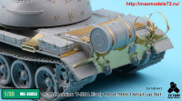 TetraME-35053   1/35 T-55A Early Mod. 1965 for MiniArt (attach5 33742)