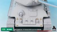 TetraME-35033   1/35 T-34/85 Ver. 112 Factory Detail up set for ACADEMY (attach2 33368)
