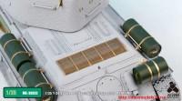 TetraME-35033   1/35 T-34/85 Ver. 112 Factory Detail up set for ACADEMY (attach4 33368)