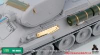 TetraME-35033   1/35 T-34/85 Ver. 112 Factory Detail up set for ACADEMY (attach5 33368)