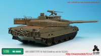 TetraME-35035   1/35 JGSDF TYPE 10 Tank Detail up set for TAMIYA (attach1 33388)