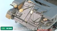 TetraME-35045   1/35 Russian ZSU-23-4 Shilka  Detail up set for Meng (attach2 33656)