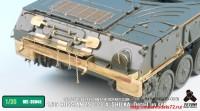 TetraME-35045   1/35 Russian ZSU-23-4 Shilka  Detail up set for Meng (attach3 33656)