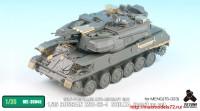 TetraME-35045   1/35 Russian ZSU-23-4 Shilka  Detail up set for Meng (attach8 33656)