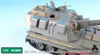 TetraME-35046   1/35 British  AS-90 Self-Propelled Howitzer  Detail up set for Trumpeter (attach4 33667)