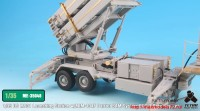 TetraME-35048   1/35 U.S. M901 Launching Station w/MIM-104F Patriot System PAC-3 Detail-up set for Trumpeter (attach5 33689)