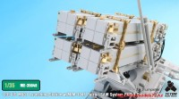 TetraME-35048   1/35 U.S. M901 Launching Station w/MIM-104F Patriot System PAC-3 Detail-up set for Trumpeter (attach6 33689)