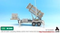 TetraME-35048   1/35 U.S. M901 Launching Station w/MIM-104F Patriot System PAC-3 Detail-up set for Trumpeter (attach8 33689)
