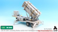 TetraME-35048   1/35 U.S. M901 Launching Station w/MIM-104F Patriot System PAC-3 Detail-up set for Trumpeter (attach9 33689)