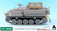 TetraME-35049   1/35 British  APC FV432 MK.2/1 Detail up set for Takom (attach4 33700)