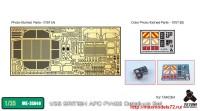 TetraME-35049   1/35 British  APC FV432 MK.2/1 Detail up set for Takom (attach9 33700)