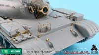 TetraME-35050   1/35 T-54B Russian Medium Tank Late Type for Takom (attach2 33711)