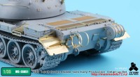 TetraME-35051   1/35 T-54B Soviet Middle Tank Early Production for MiniArt (attach4 33722)