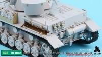 TetraME-35052   1/35 German Panzer IV Ausf.H Basic Detail-up set for Academy (attach6 33731)