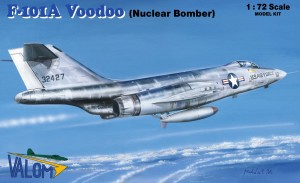 VM72124   F-101A Voodoo (Nuclear bomber) (thumb24527)
