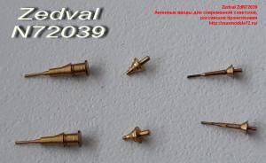 ZdN72039 Антенные вводы для современной советской, российской бронетехники (thumb24183)