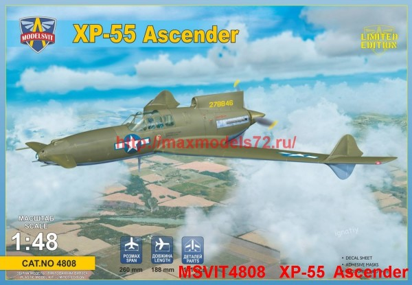 MSVIT4808   XP-55  Ascender (thumb34594)