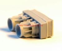 АМС 72027    РБК-500 АО-2,5 РТМ, разовая бомбовая кассета калибра 500 кг (в комплекте две РБК-500). (attach6 37567)