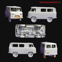 AMinA75   УАЗ 3962  Военная автомобильная инспекция   Military police (attach2 27750)